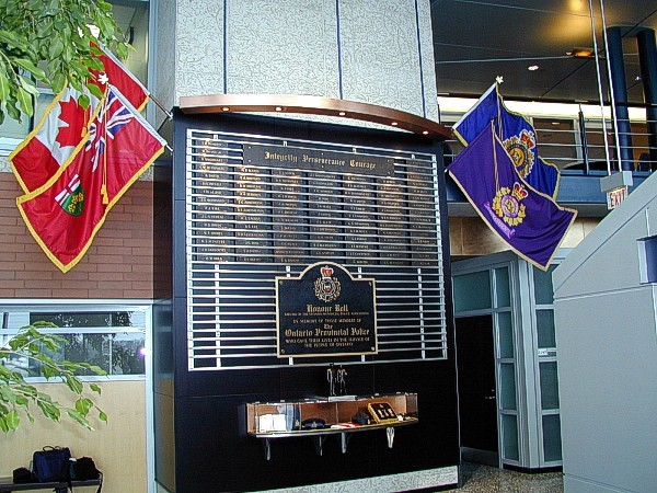 http://oppva10nchapter.com/The-OPP-Wall-of-Honour-Orillia-Ontario.jpg